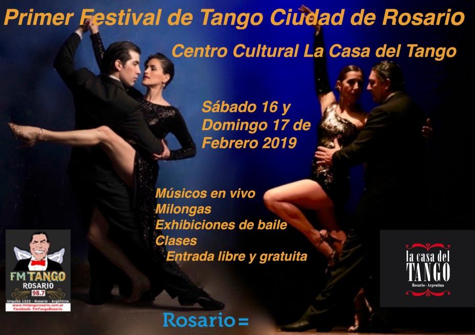 Festival de Tango Rosario 2019